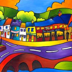 Home Ground by Saileen Drumm Art